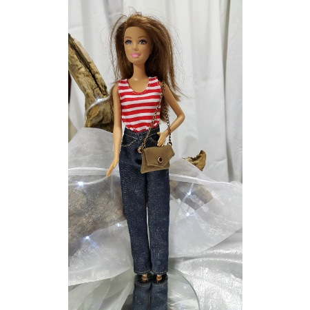 Casual wear for Barbie dolls (H)